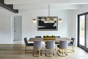 Dining Area – A Brand New Look can be done Using the Best Interior Planning