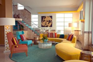 Interior Designing Ideas & Colours That Decorate Your Living Space