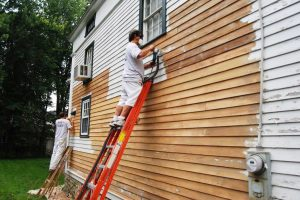 The Best Weather For Home Exterior Painting