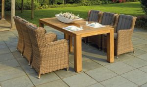 Some Suggestions for purchasing and looking after Outside Furniture